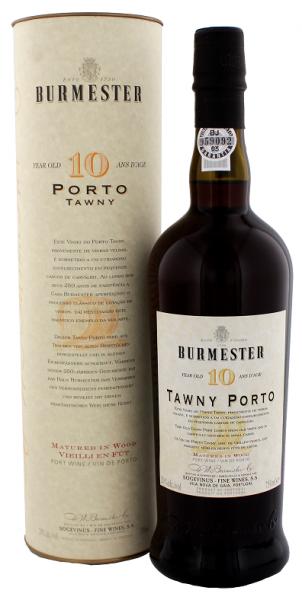 Burmester Tawny Porto 10YO 0,75 Liter