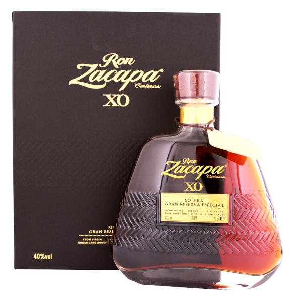 Zacapa Centenario XO Solera 0,7 Liter