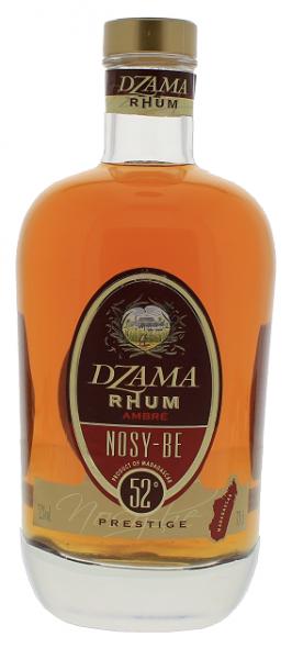 Dzama Nosy-Be Prestige Ambre 0,7 Liter