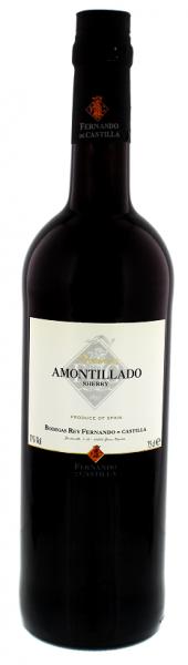 Fernando de Castilla Sherry Amontillado Rare Old 0,75 Liter 17,5%