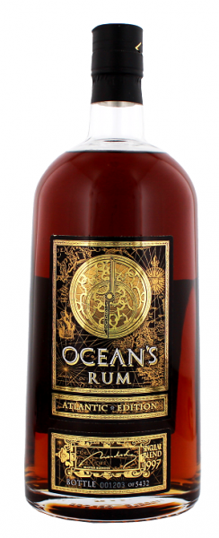 Ocean's Atlantic Edition 1997 1 Liter