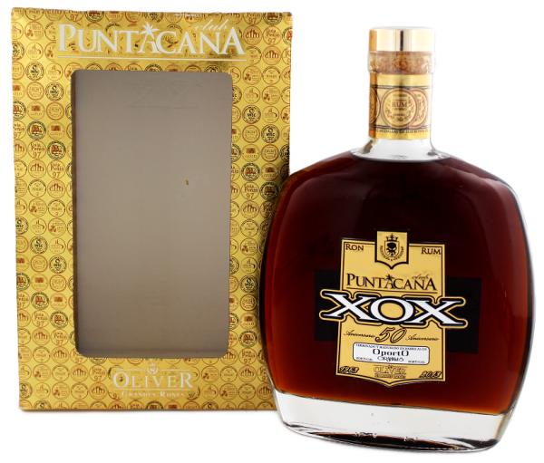 PuntaCana Club XOX 50 Aniversario Rum 0,7 Liter 40%