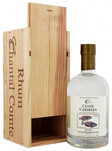 Chantal Comte Cuvée Caribaea Rhum Blanc 0,7 Liter 50,16%