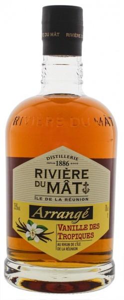 Riviere du Mat Arrangé Vanille Tropiques 0,7 Liter 35%