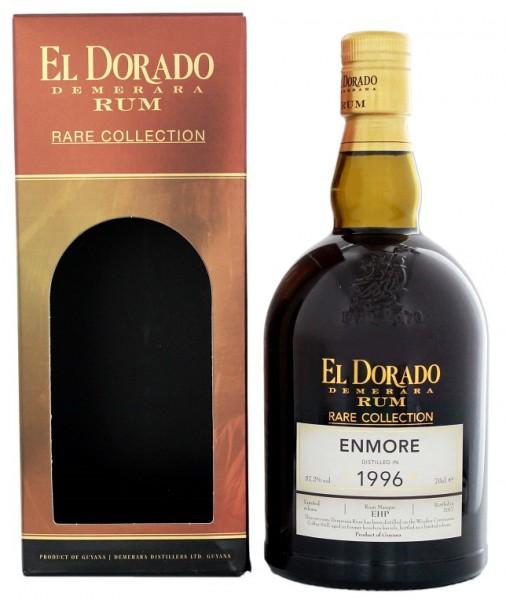 El Dorado Demerara Enmore 1996 Rare Rum 0,7 Liter 57,2%