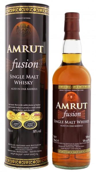 Amrut Fusion Whisky 0,7 Liter 50%
