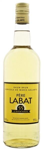 Pere Labat Soleil Agricole Rum 1 Liter 55%