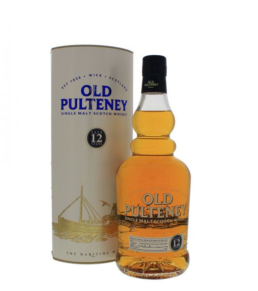 Old Pulteney 12YO 0,7 Liter
