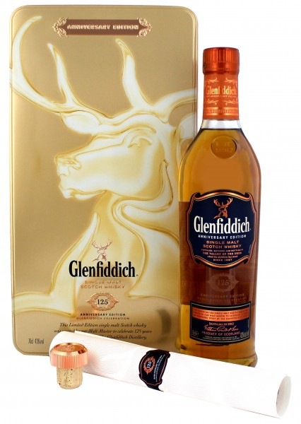 Glenfiddich 125th Anniversary Edition 0,7L