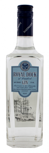 Royal Royal Dock Gin 0,7 Liter