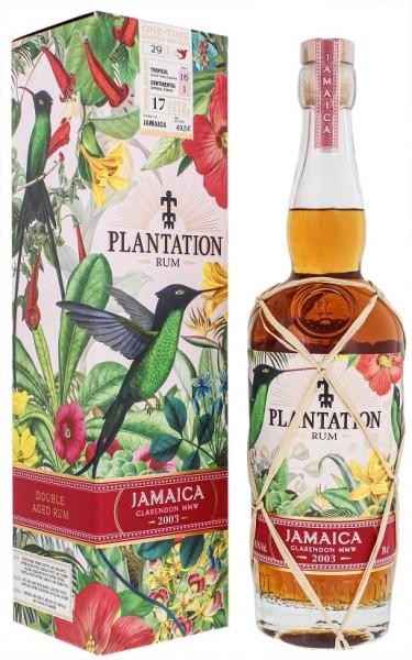 Plantation Jamaica 2003 One Time Rum 0,7 Liter 49,5%