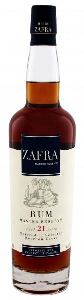 Zafra 21YO Master Reserve Rum 0,7 Liter 40%