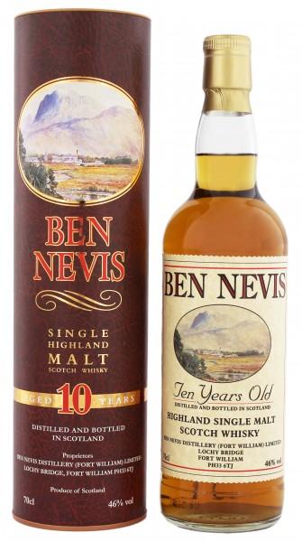 Ben Nevis 10YO 0,7 L