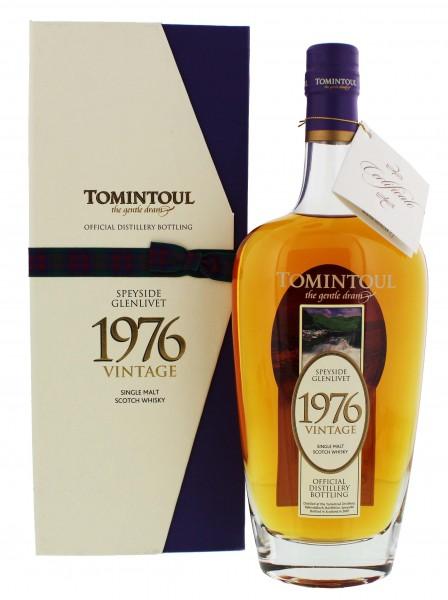Tomintoul Vintage 1976 0,7L