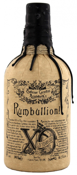 Professor Cornelius Ampleforth´s Rumbullion XO 15YO 0,5 Liter