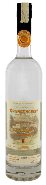 The Secret Treasure Orangengeist 2007 0,7 Liter 40%