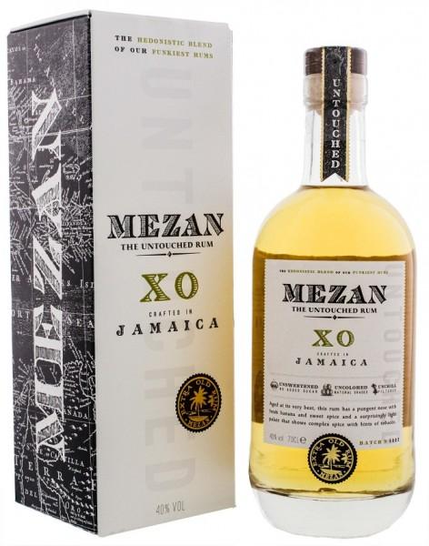Mezan XO Jamaican Barrique Rum 0,7 Liter 40% (GB)