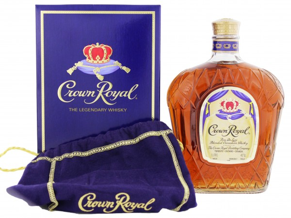 Crown Royal 1 Liter 40%