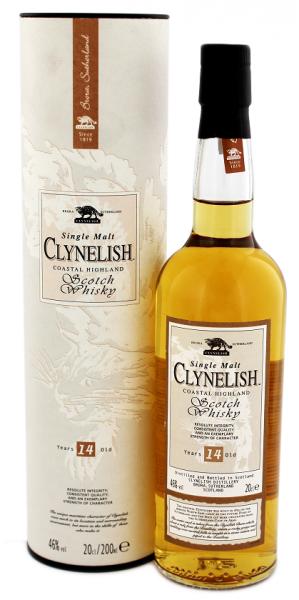 Clynelish 14YO 0,2 Liter