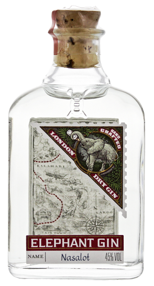 Elephant London Dry Gin 0,05 Liter 45%