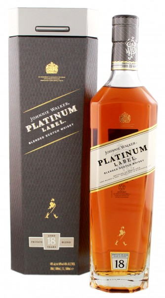 Johnnie Walker Platinum 18YO 1L