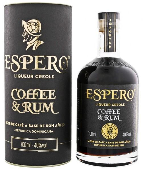 Espero Creole Coffee & Rum Liqueur 0,7 Liter 40%