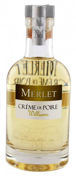 Merlet Creme de Poire William 0,2 Liter 18%