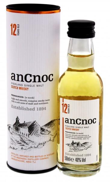 An Cnoc 12YO Schottland 0,05L