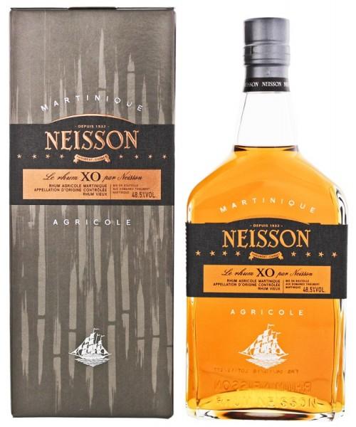 Neisson Le Rhum XO par Neisson Agricole Rhum 0,7 Liter 48,5%