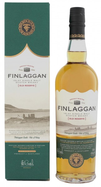 Finlaggan Old Reserve Whisky 0,7L