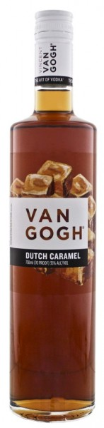 Van Gogh Dutch Caramel Vodka 0,7 Liter 35%