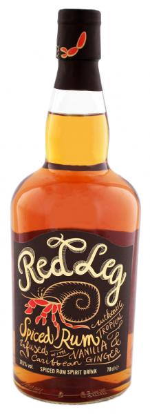 RedLeg Spiced 0,7 Liter