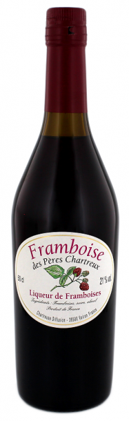 Chartreuse Framboise des Peres Chartreuse 0,5 Liter 21%