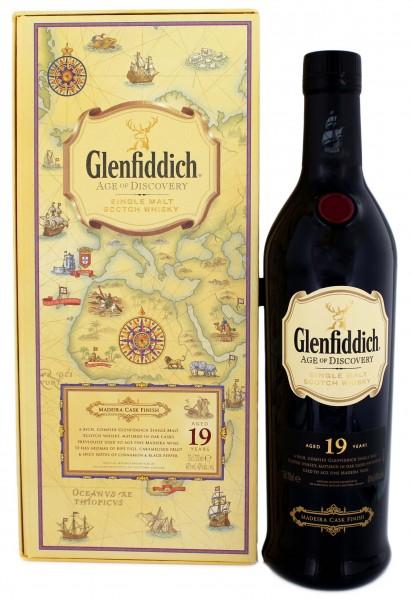 Glenfiddich Age of Discovery 19YO 0,7 L