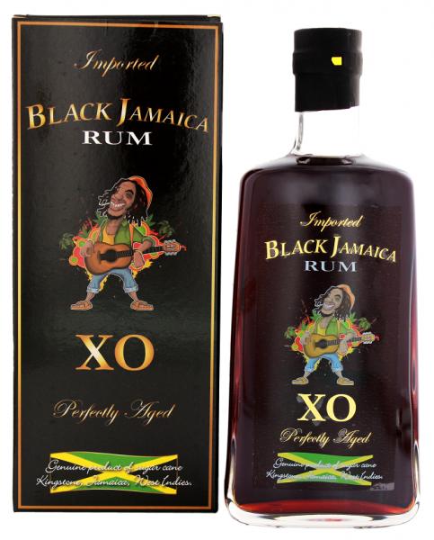 Black Jamaica XO Rum 0,7 Liter
