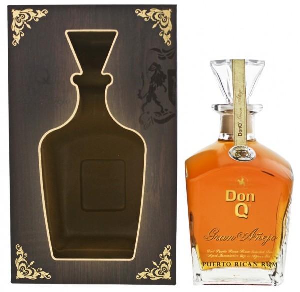 Don Q Grand Anejo Rum 0,7 Liter 40%