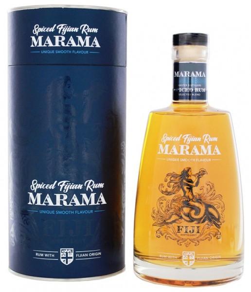 Marama Fijian Spiced Rum 0,7 Liter 40%