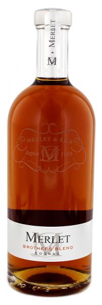 Merlet Brothers Blend 0,7 Liter 40%