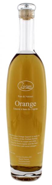Zuidam Orange Cognac-Liqueur 0,7 Liter 40%