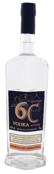 Citadelle Vodka 6C 0,7 Liter