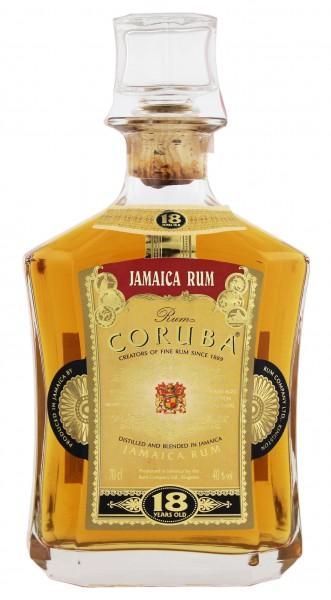 Coruba 18YO Rum 0,7 Liter 40%