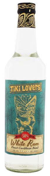 Tiki Lovers White Rum 0,7 Liter 50%