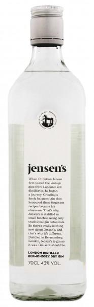 Jensen's Bermondsey London Dry Gin 0,7 Liter