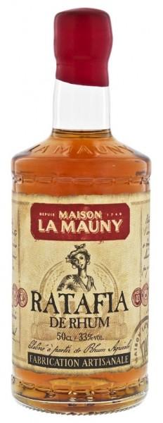 La Mauny Ratafia 0,5 Liter 33%