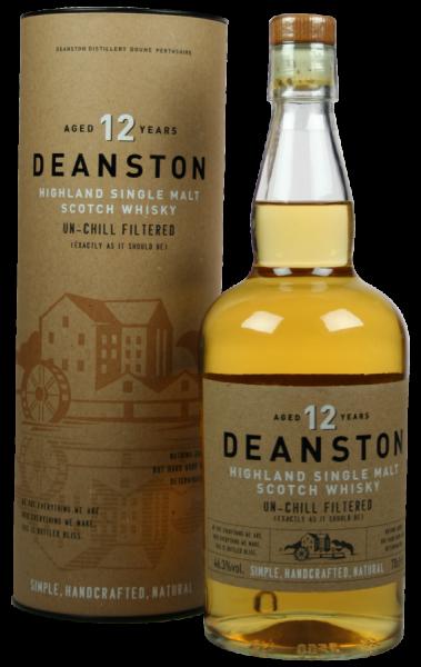 Deanston 12YO 0,7 Liter 46,3%