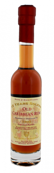 The Secret Treasure Old Caribbean Rum 15YO Solera 0,2 Liter