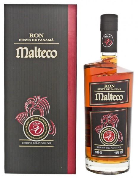 Malteco 20YO Rum 0,7 Liter 40%