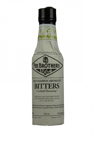 Fee Brothers Old Fashion Bitters 0,15 Lite