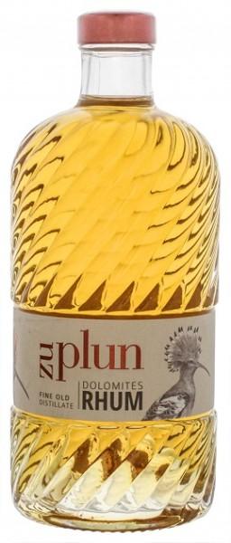 Zu Plun Dolomites Fine Old Rhum 0,5 Liter 50% Vol.