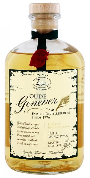 Zuidam Zeer Oude Genever 1 Liter 38%